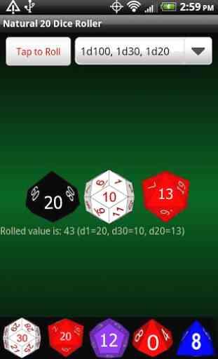 Dice Roller 1