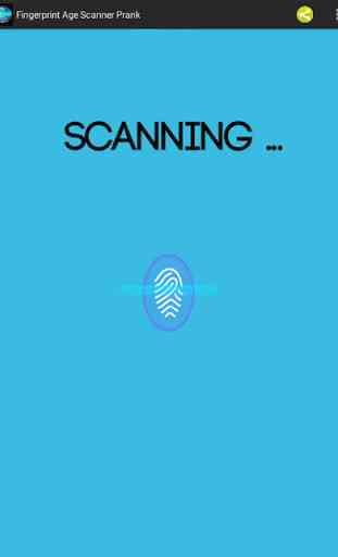 Fingerprint Age Scanner Prank 2