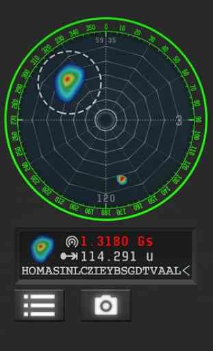 Ghost Sonar (Ghost Detector) 2