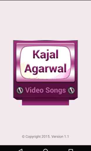 Kajal Agarwal Video Songs 1