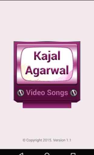 Kajal Agarwal Video Songs 2