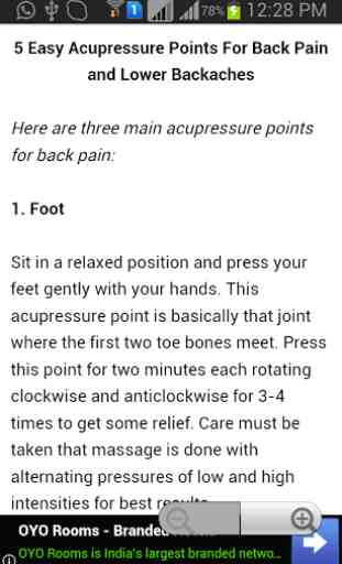 Acupressure Points Guide 4