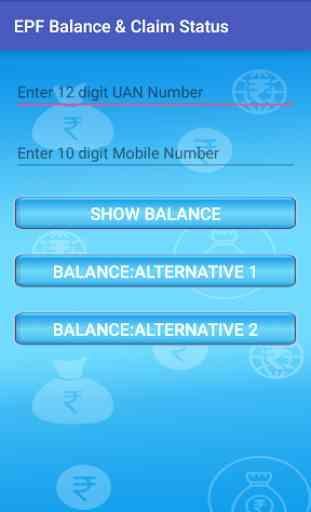 PF Balance & Claim Status 2