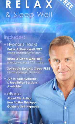 Relax & Sleep Well Hypnosis 1
