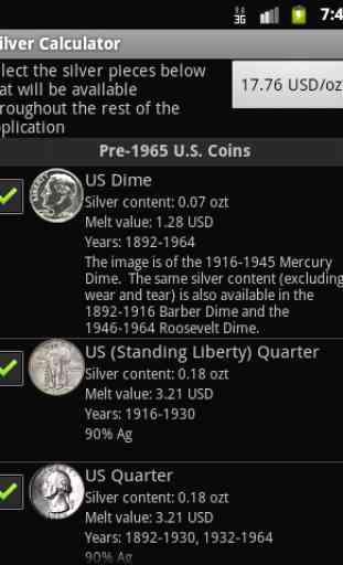 Silver Calculator 4