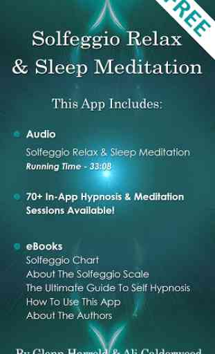 Solfeggio Sleep Meditation 1