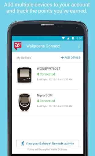 Walgreens Connect 3