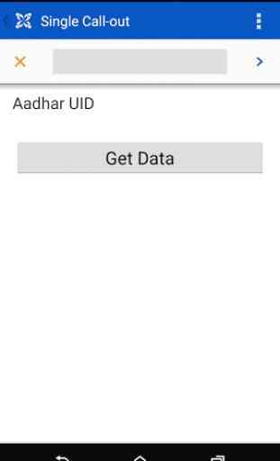 Aadhaar ID Scanner 1