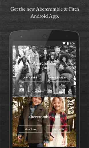Abercrombie & Fitch 2