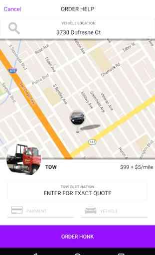 HONK - Towing & Roadside 2