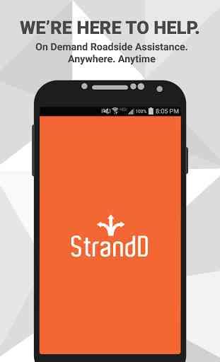 StrandD Roadside Assistance 1
