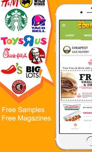 The Coupons App 1