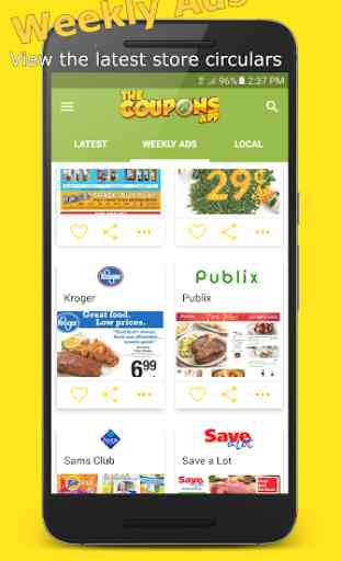 The Coupons App 3