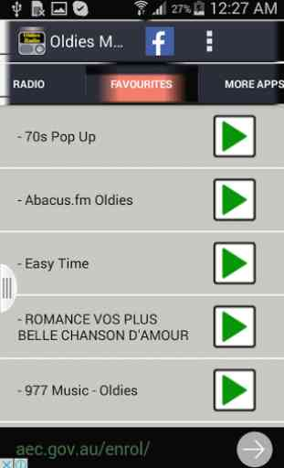 Oldies Radio 2