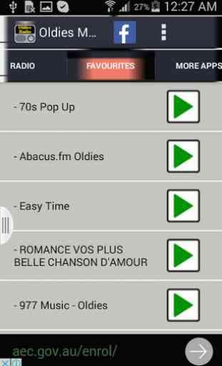 Oldies Radio 4