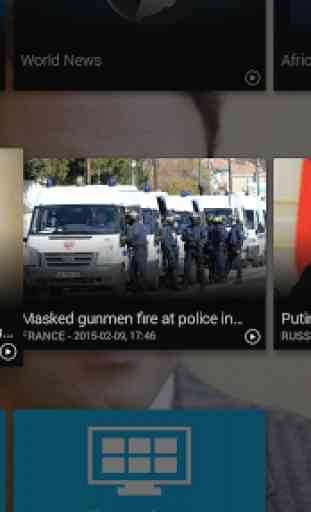 FRANCE 24 - Android TV 4