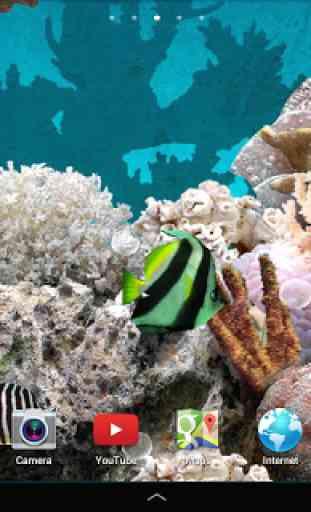3D Aquarium Live Wallpaper 3