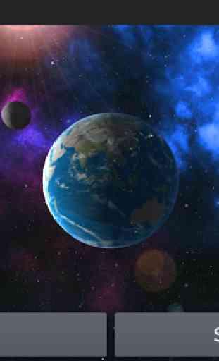 Earth 3D Live Wallpaper FREE 3