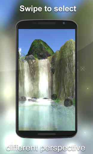 Waterfall Live Wallpaper 3D 2