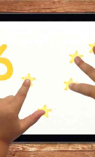 10 fingers for Smart Numbers 2