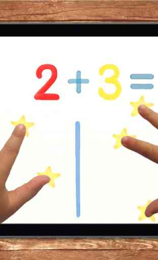 10 fingers for Smart Numbers 3