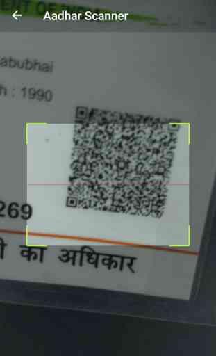 Aadhaar Card Scanner 2