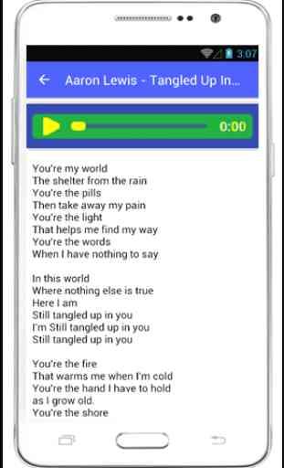 Aaron Lewis Lyrics Country Boy 2