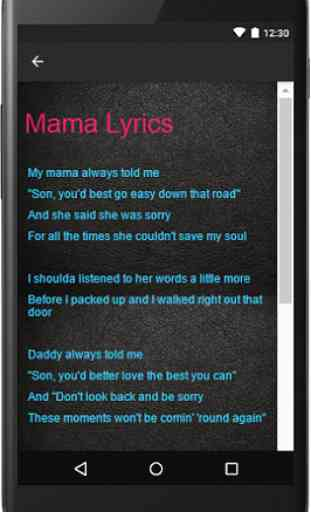 Aaron Lewis Lyrics Music 4