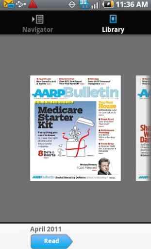 AARP Bulletin 1
