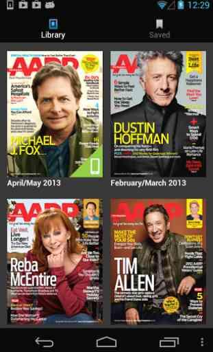 AARP The Magazine 1