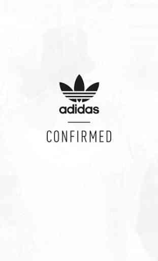 adidas Confirmed 1