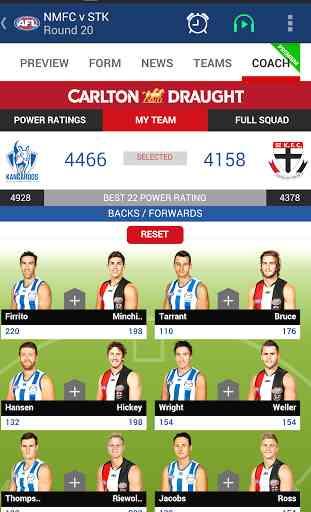 AFL Live Official App 3