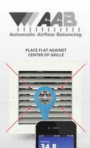 Airflow Balancing Meter 1
