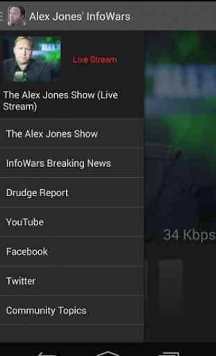 Alex Jones' InfoWars 1