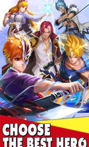 AllStar Manga Heroes 1