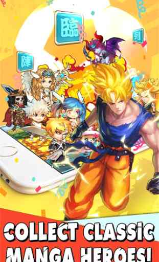 AllStar Manga Heroes 3