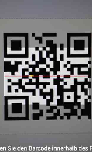 Barcode Scanner / QR Reader 1