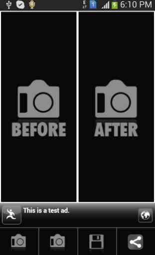 Before and After Camera 1