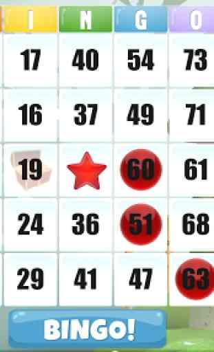 Bingo! Free Bingo Games 4