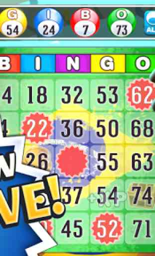 Bingo™: World Games 1