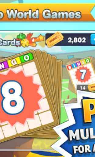 Bingo™: World Games 3
