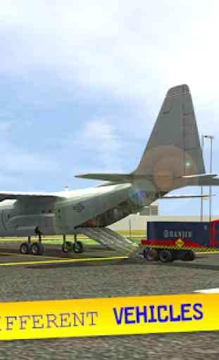 Cargo Plane City Airport 4