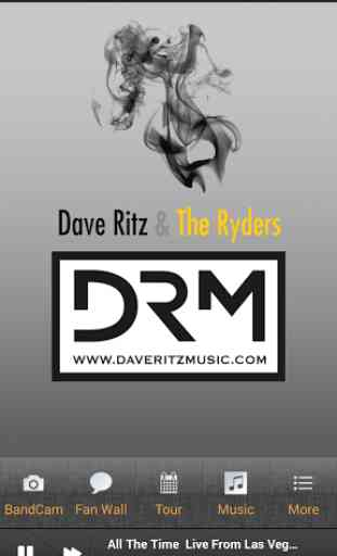 Dave Ritz & The Ryders 1