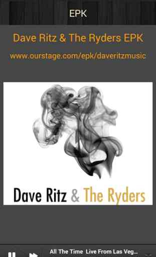 Dave Ritz & The Ryders 4