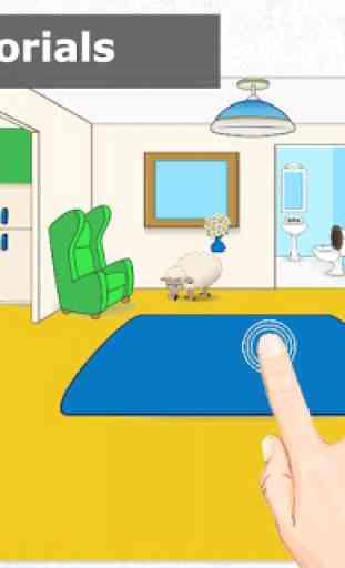 Deedu Worlds - Game for kids 2