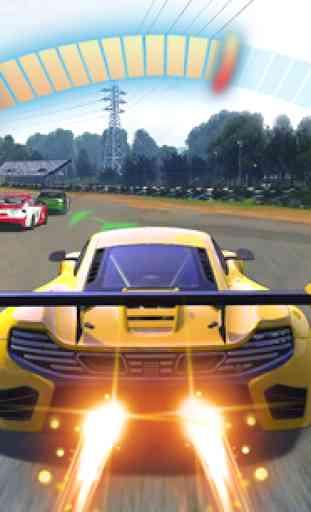 Drift racing car nitro asphalt 1