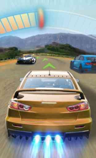 Drift racing car nitro asphalt 2