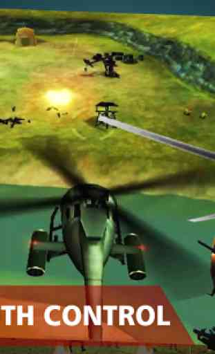 Helicopter War game 2016 1