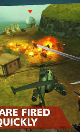Helicopter War game 2016 2