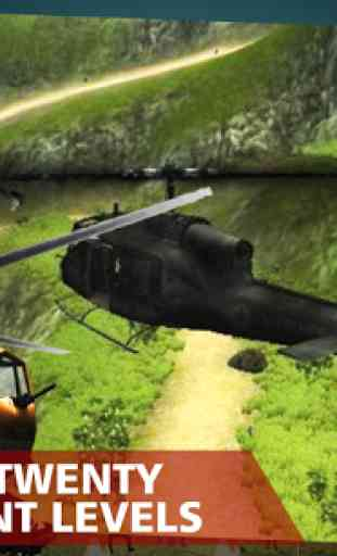 Helicopter War game 2016 3